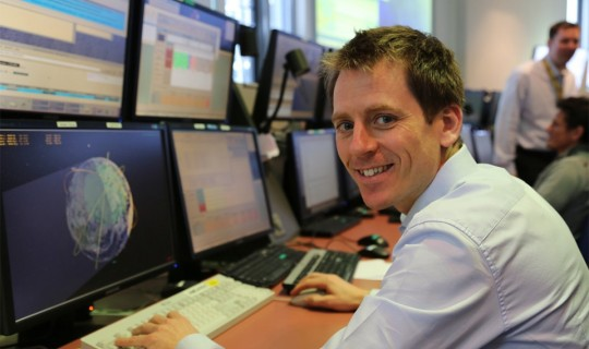 Working as a Spacecraft Operations Engineer