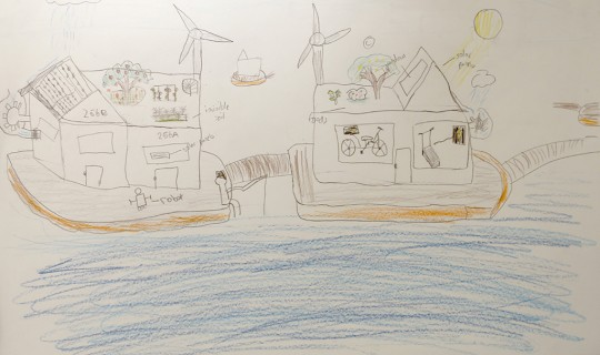 Students respond to climate change creative challenge