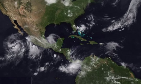An active Pacific hurricane season