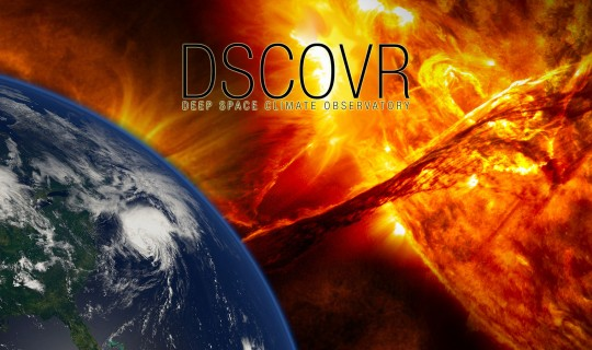 DSCOVR and the impacts of space weather