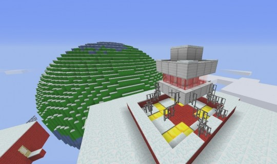 Minecraft Competition - Daniel Compel