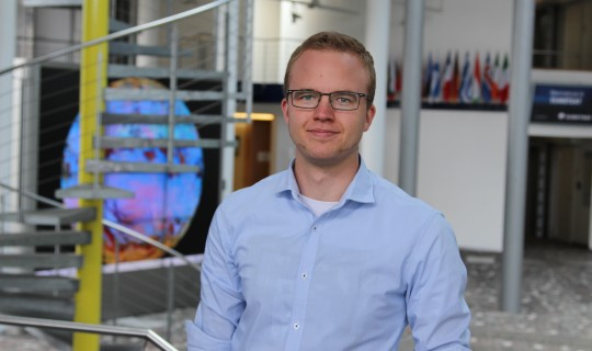 Meet Joel: User Support & Climate Services Team Intern at EUMETSAT