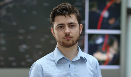 Meet Alex: Engineering Intern at EUMETSAT