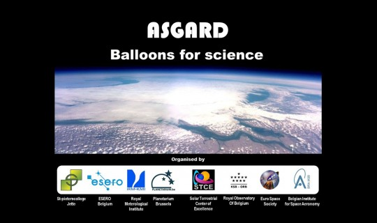Explore the stratosphere with ASGARD
