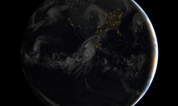A record of 20 very strong hurricanes and typhoons in 2015