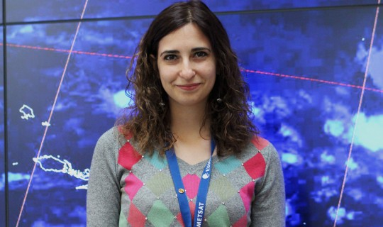 Meet Stefania: LEO Spacecraft Operations Engineer at EUMETSAT