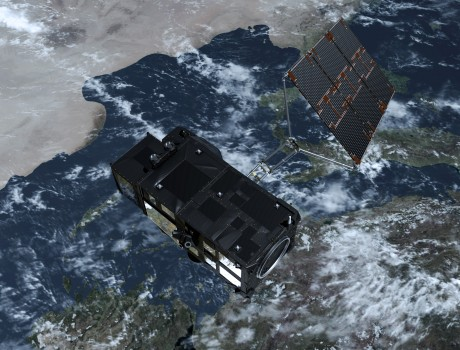 New satellite to keep a space eye on the oceans