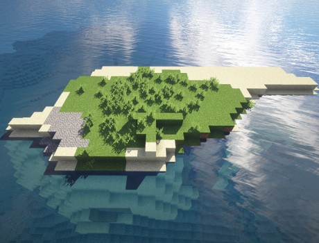 First satellites of the Minecraft competition
