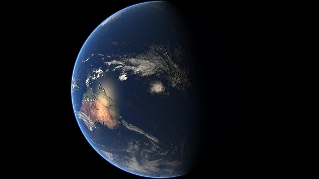 Tropical cyclone Winston