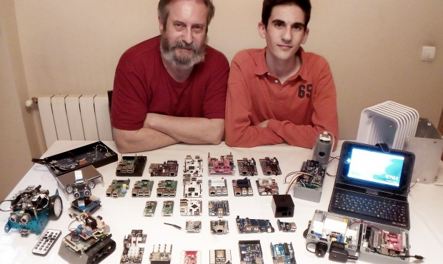 An interview with the inventors of miniMET