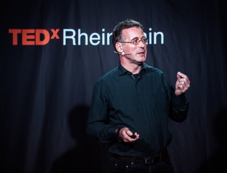 Recent TEDx talks at EUMETSAT: decoding the blue dot