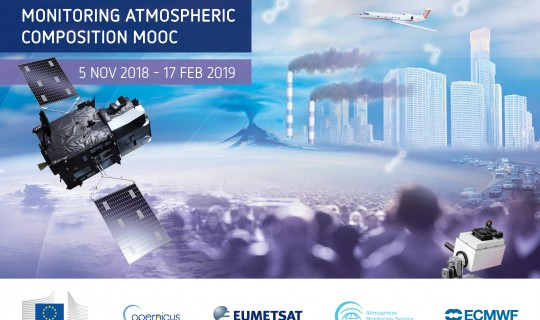 Learn all about atmosphere monitoring