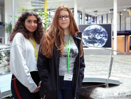 EUMETSAT social media takeover by our recent work experience students